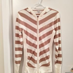 Striped Guess Jacket